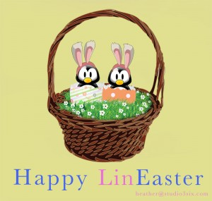Happy LinEaster