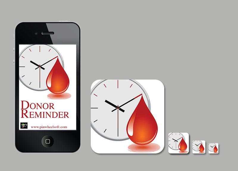 DonorReminder App Graphics