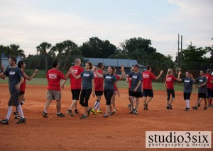Treasure Coast Kickball - Jensen Beach - 6/13/13