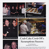 crab fest tear sheet
