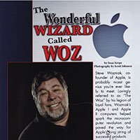 woz tear sheet